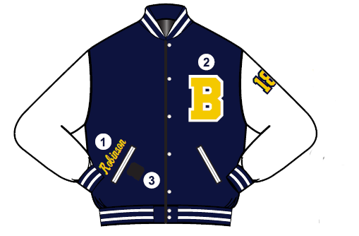 Varsity Letter Jacket Rep to be at Beaumont on Oct. 17