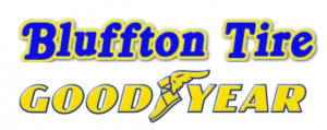 Bluffton Tire Goodyear Logo