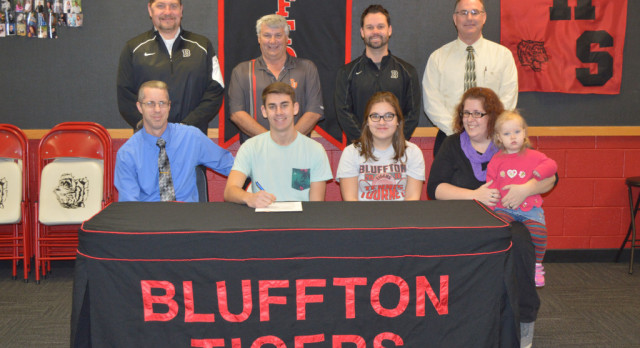 Jackson Ingle Signs to Play Golf for the Indiana Tech Warriors