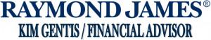 Raymond James Kim Gentis Logo