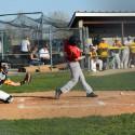 JV Baseball vs. Monroe Central