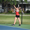 Girls Varsity Tennis vs Huntington North
