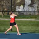 Girls JV Tennis vs Blackford