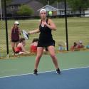 Girls Varsity Tennis vs New Haven