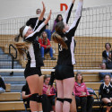 Varsity Volleyball vs Manchester