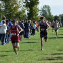 Boys Varsity Cross Country Regional @ IWU 2017