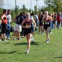 Girls Varsity Cross Country Regional @ IWU 2017