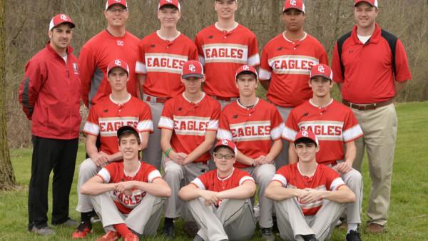 2017 Varsity Baseball Team Picture