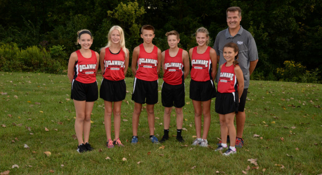 MS Cross Country Results
