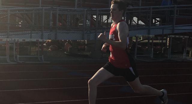 Varsity Track – London Meet Results