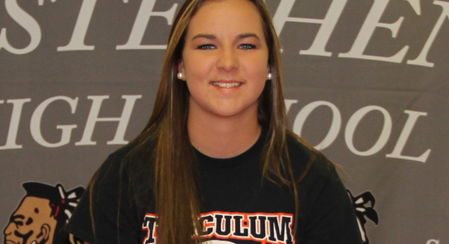 SIERRA HINES TO PLAY SOFTBALL AT TUSCULUM COLLEGE