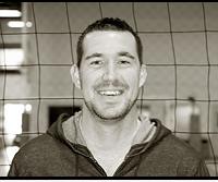 Joe Wessel / Head Coach / @mw_volleball