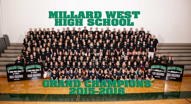 2015-2016 NSAA Cellular Cup and Omaha World Herald Grand Champions