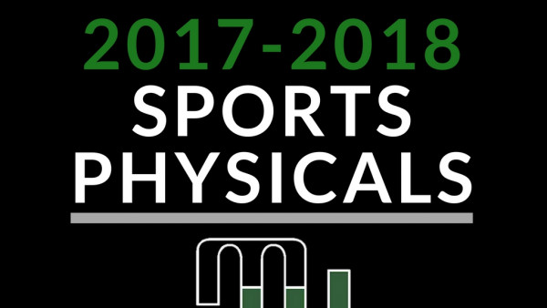 2017-2018sports physicals