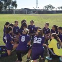 Girls Soccer Edison Charger Cup