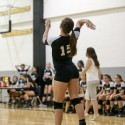 Freshman Volleyball v Johnson