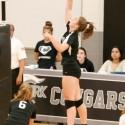 JV Volleyball v O'Connor