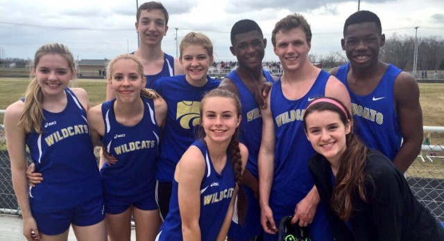Track and Field Team Information