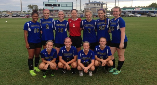 Wilson Central High School Girls Varsity Soccer ties Forrest High School 3-3