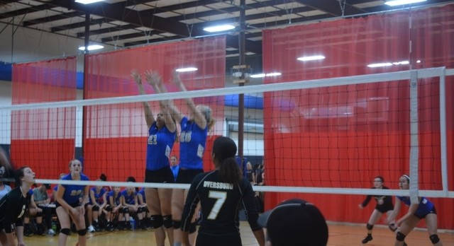 Wilson Central High School Girls Varsity Volleyball beat West Creek High School 2-0