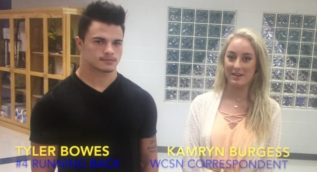 Interview with Tyler Bowes