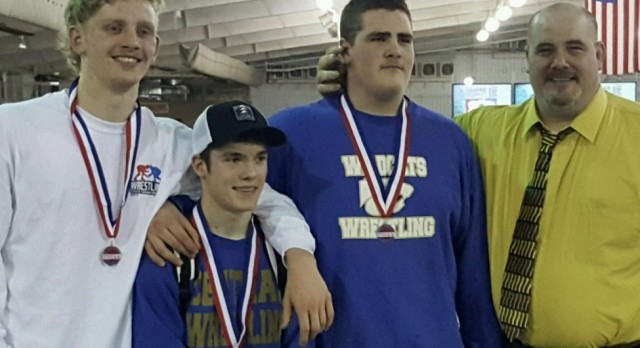 Kramer and Sesnan fall short of State Championship Crowns. Damon Smith places 5th