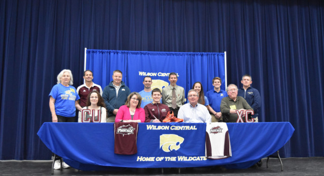 Wildcat Cross Country Runner Joel Barlow Signs With Cumberland University