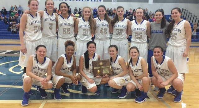 Lady Wildcats Claim Championship in District 9AAA  defeating Mt. Juliet 39-26.