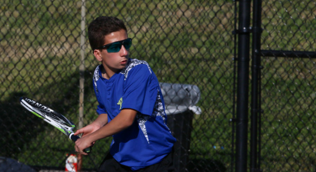 Tennis–Wildcats remain undefeated winning over Blackman 7-2. Andrew Denning Clinches match with 9-8 win