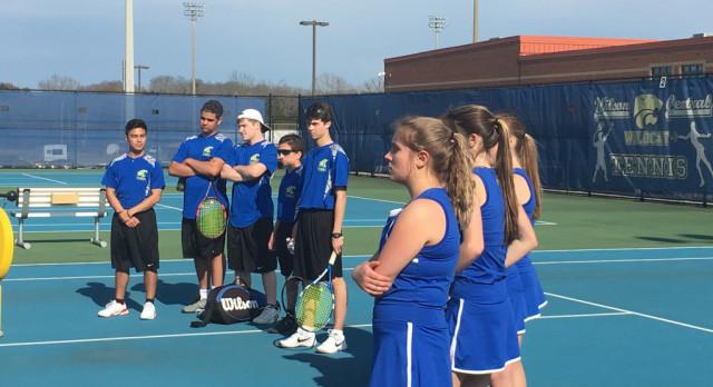 Girls Tennis—Lady Wildcats drop heartbreaker to Mt. Juliet 4-3