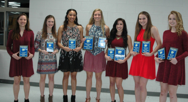 Basketball–Lady Wildcats hold end of year Team Celebration