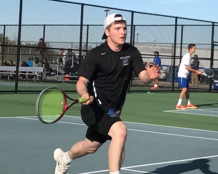 Tennis– Wildcats defeat Lebanon 4-3 as Houston Wood clinches victory over Blue Devils