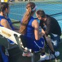 Tennis Girls 1—Pictures as of April 12