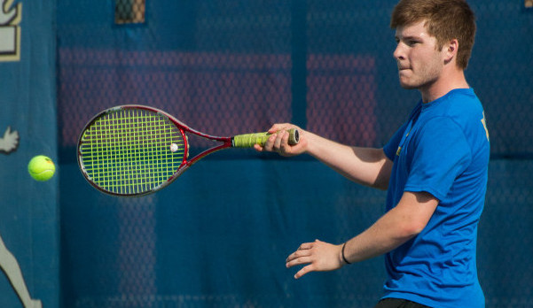 Tennis–Wildcats defeat Lebanon 7-2 as Rahmani clinches with singles win.  Team record now 7-0