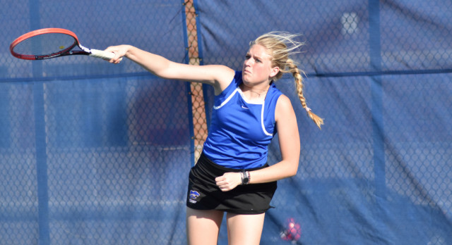 Tennis Girls–Father Ryan drops Lady Wildcats 5-4.  District Tournament begins this week