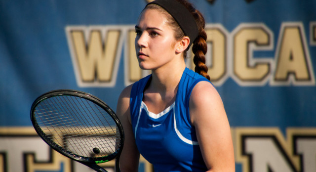 Tennis– Lady Wildcats score victory over Lebanon 6-3.  Team record now at 5-3
