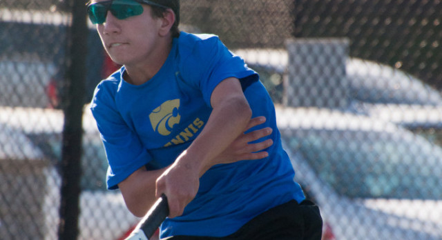 Tennis Boys—Sophomore Micheal Mercante  ends season in STATE Semi-finals to eventual 2 time champion.