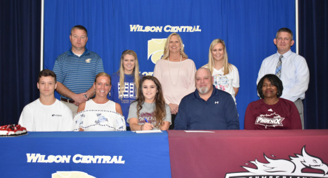 Cheerleading–Priestly Hurley signs on for Cumberland University Cheerleading