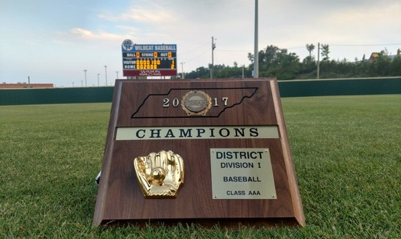 Baseball—WILDCATS CLAIM DISTRICT CHAMPIONSHIP.  Play at home tonight vs. Clarksville Northeast 7:00pm
