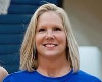 Coach Mary Hall