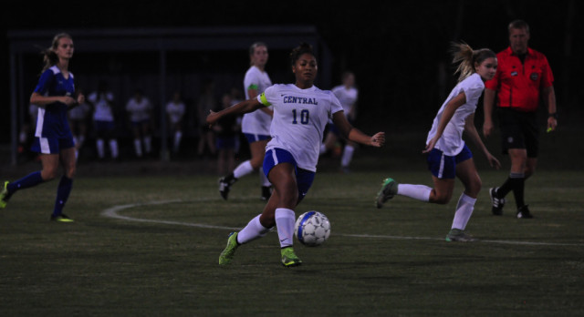 Girls Soccer–Lady Wildcats dominate Watertown for 9-0 win…Senior night Thursday