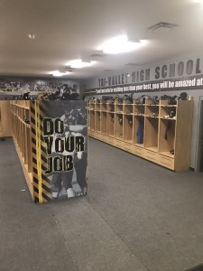 TV Locker Room