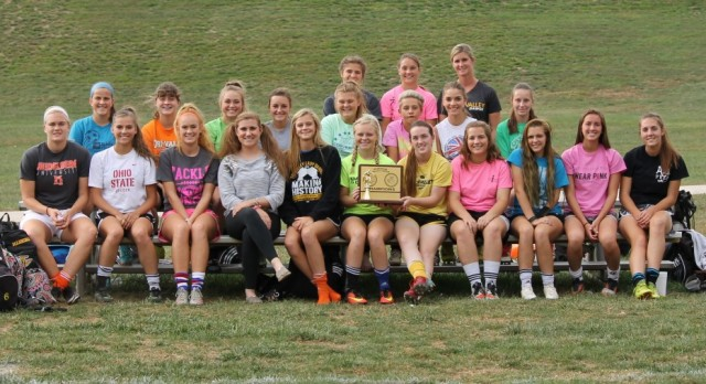 Lady Dawgs Cruise to Sectional Win