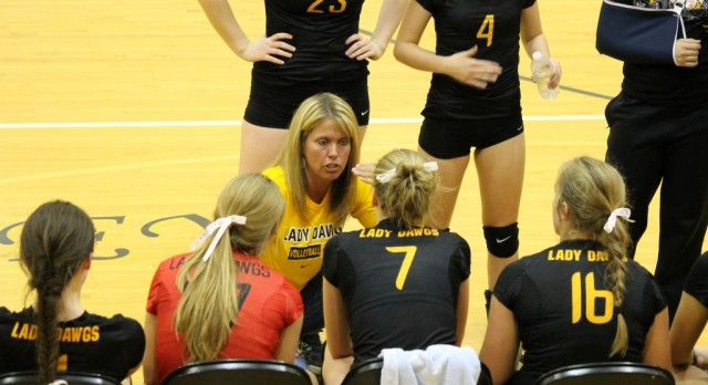 Volleyball Falls to River View in Sectional Final