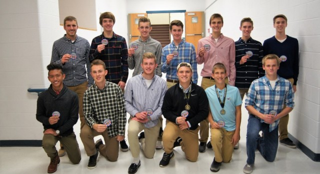 Boys Soccer: Scholar Athletes