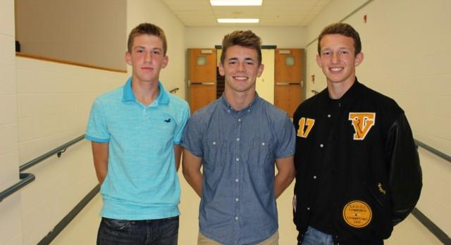 Boys' Golf: MVL Scholar Athletes