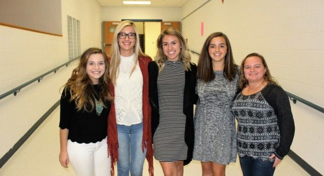 Girls' Golf: MVL Scholar Athletes