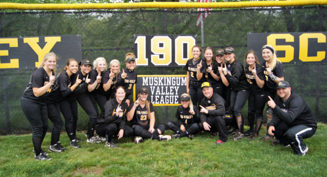 Softball Claims Outright MVL Title