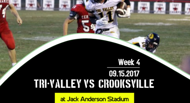 "Week 4 vs Crooksville @ ""THE JACK"""