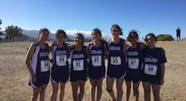 Kipp San Jose Collegiate Girls Varsity Cross Country finishes 6th place